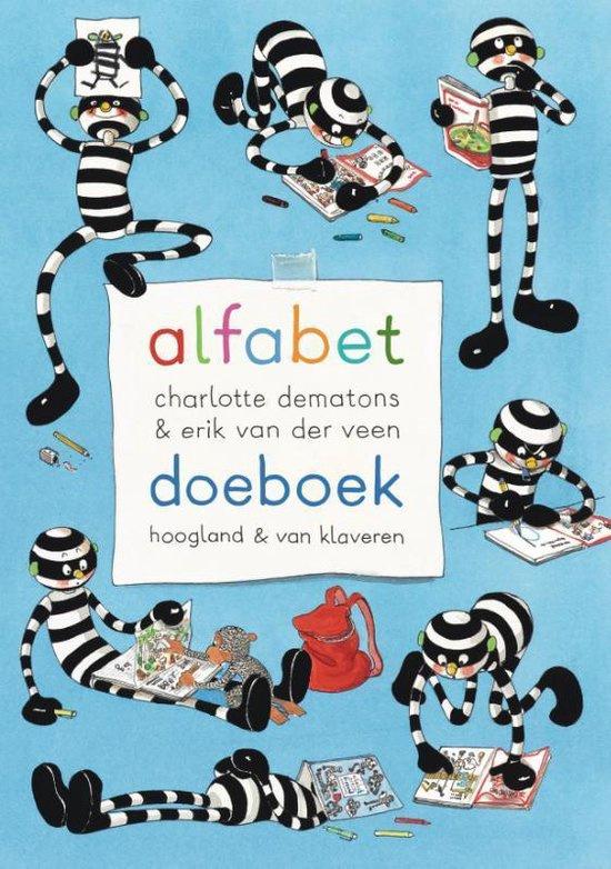 Charlotte Dematons ; Alfabet doeboek