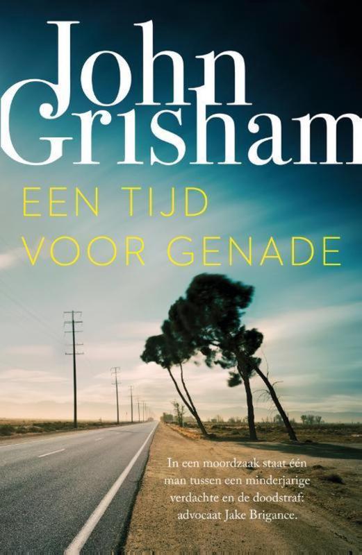 John Grisham ; Een tijd voor genade