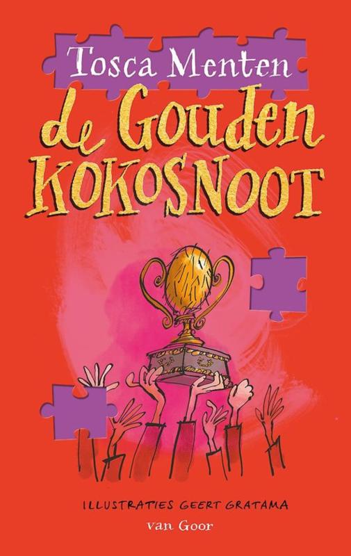 Tosca Menten ; De gouden Kokosnoot