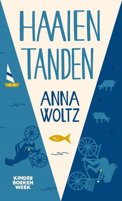 Anna Woltz ; Haaientanden