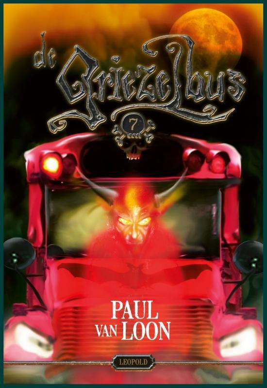 Paul van Loon ; De Griezelbus 7