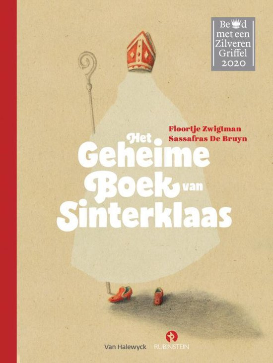 Floortje Zwigtman ; Het geheime boek van Sinterklaas