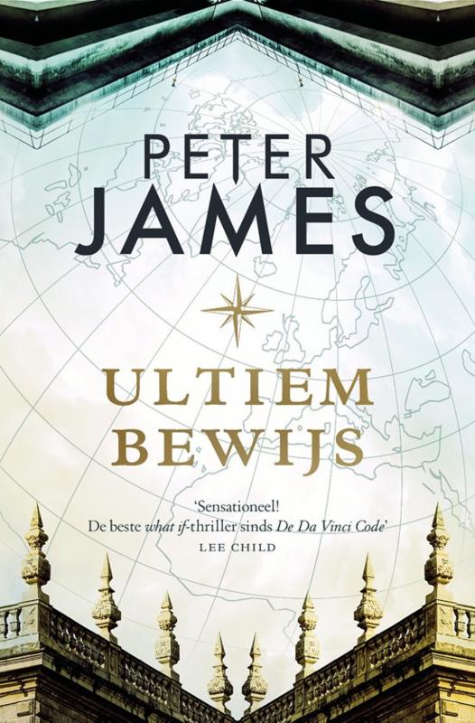 Peter James ; Ultiem bewijs