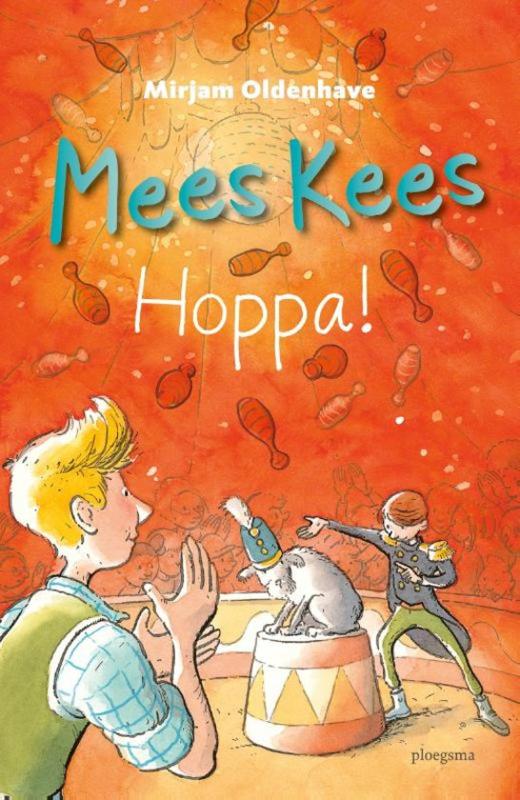 Mirjam Oldenhave ; Mees Kees: Hoppa!
