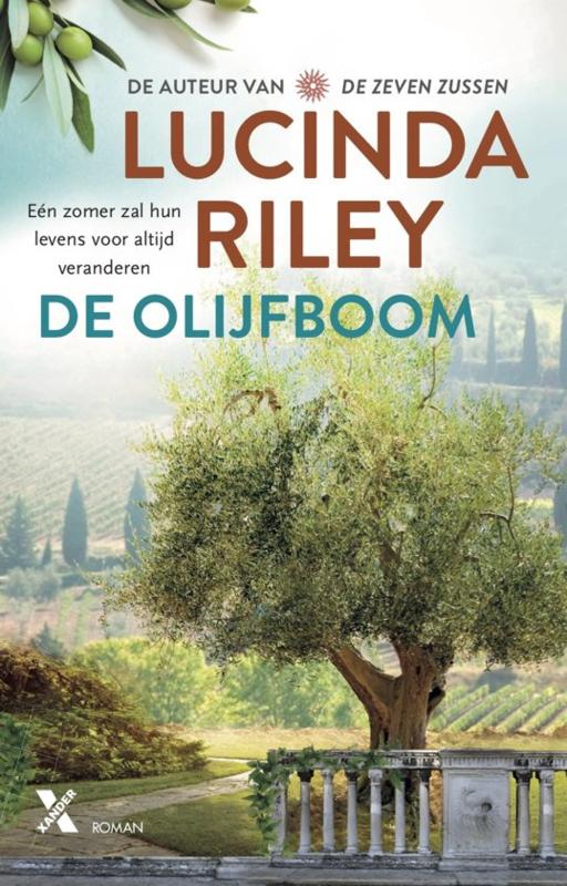 Lucinda Riley ; De olijfboom
