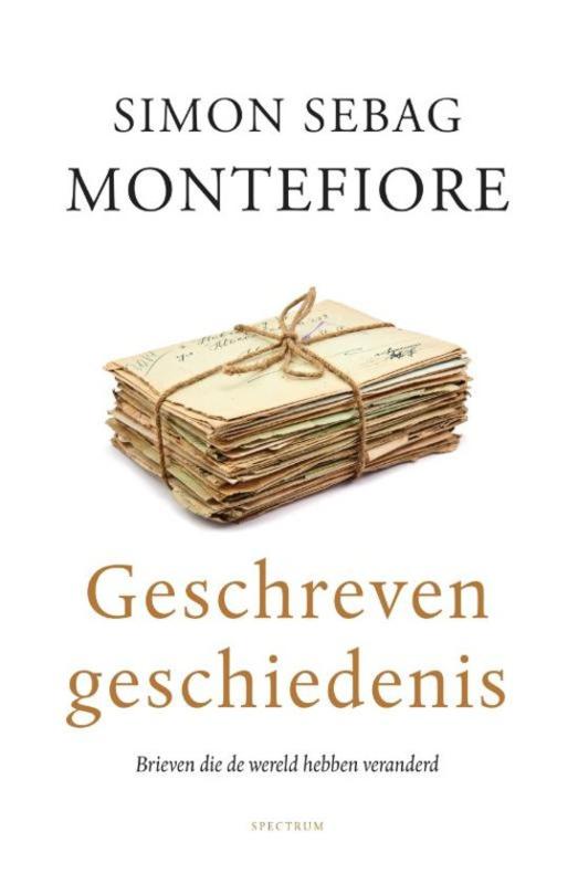 Simon Montefiore ; Geschreven geschiedenis