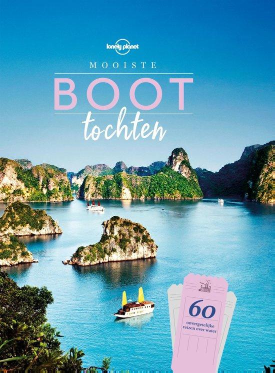 Lonely Planet - Mooiste boottochten