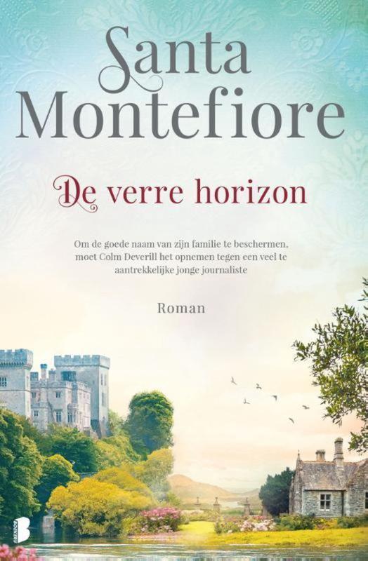 Santa Montefiore ; Deverill 5 - De verre horizon
