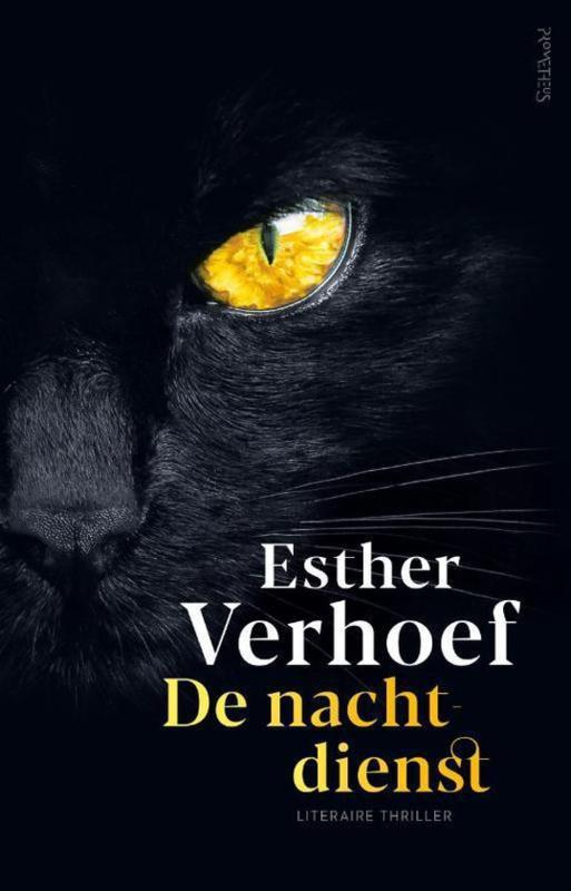 Esther Verhoef ; De Nachtdienst