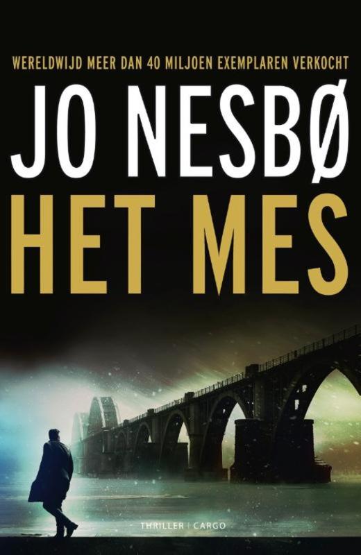 Jo Nesbo ; Harry Hole 12 - Het mes