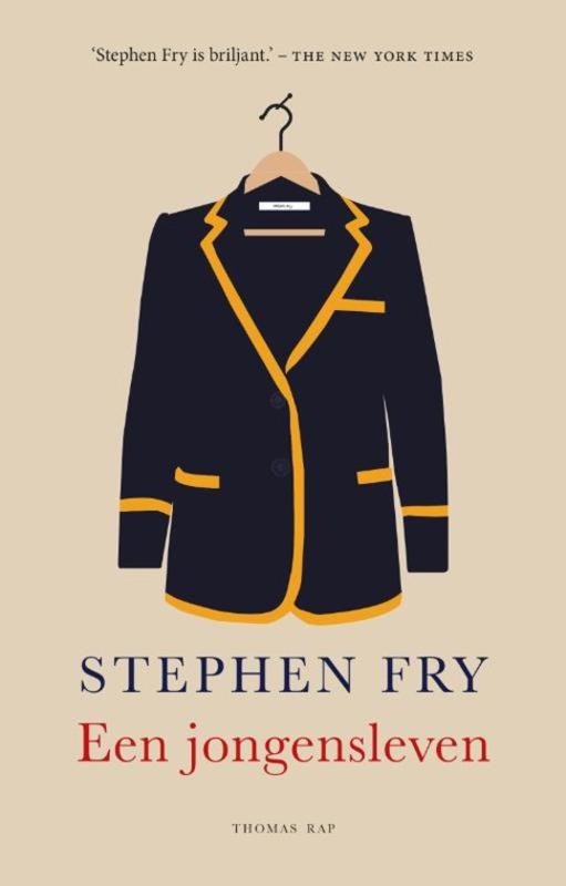 Stephen Frij ; Een jongensleven