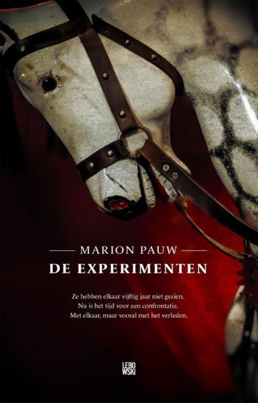 Marion Pauw ; De experimenten