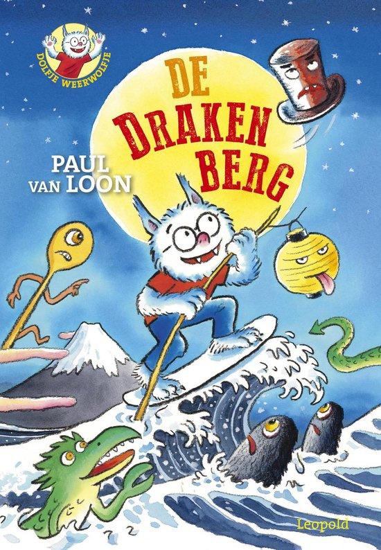 Paul van Loon ; Dolfje Weerwolfje - De Drakenberg