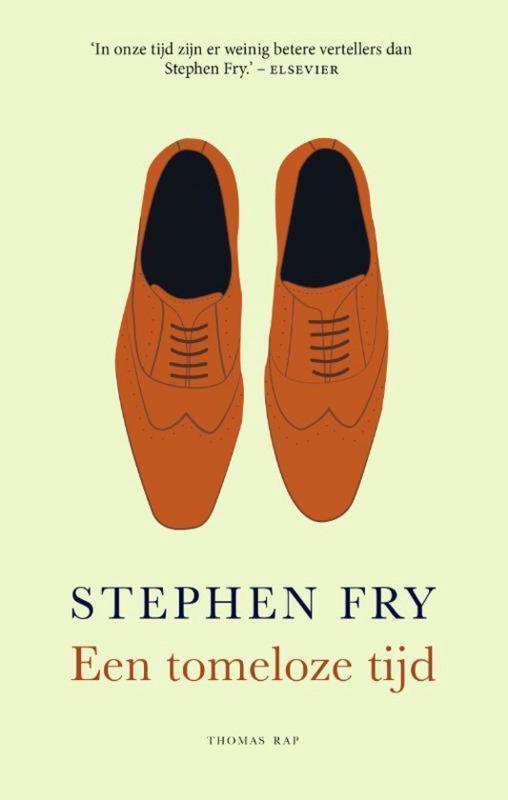 Stephen Fry ; Een tomeloze tijd