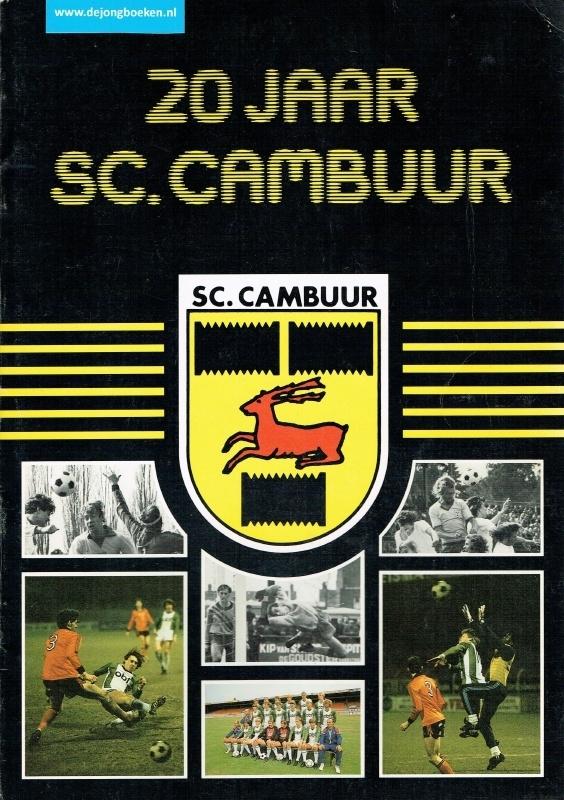 20 jaar SC. Cambuur