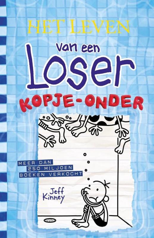 Jeff Kinney ; Het leven van een Loser 15 - Kopje-onder