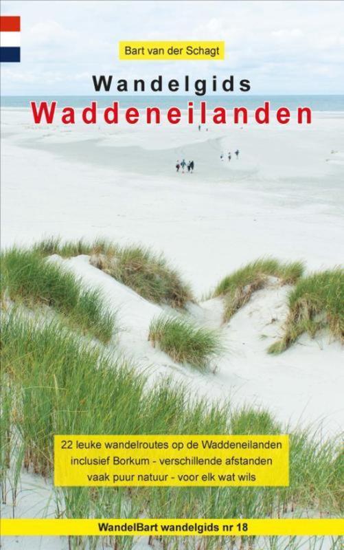Provinciewandelgidsen 18 - Wandelgids Waddeneilanden