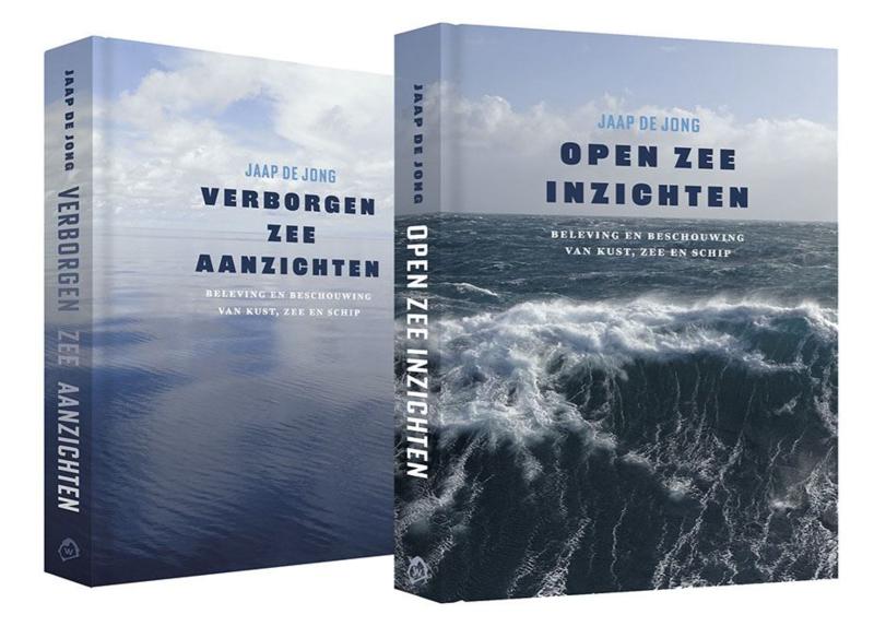 Jaap de Jong ; Open zee-inzichten en Verborgen zee-aanzichten in cassette
