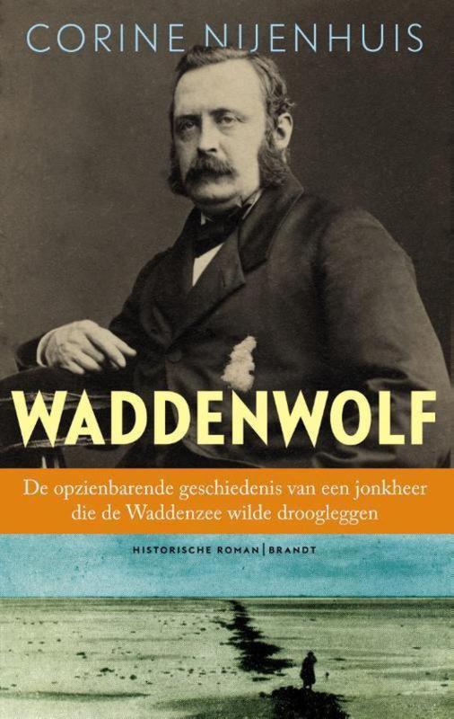 Corine Nijenhuis ; Waddenwolf