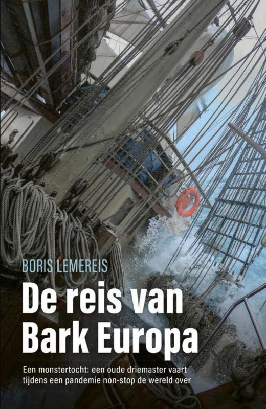 Boris Lereis ; De reis van bark Europa