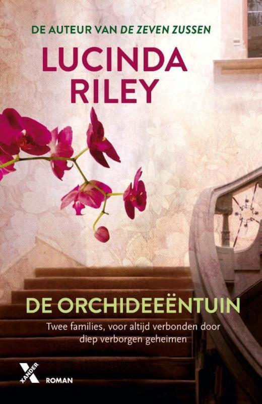 Lucinda Riley ; De orchideeëntuin