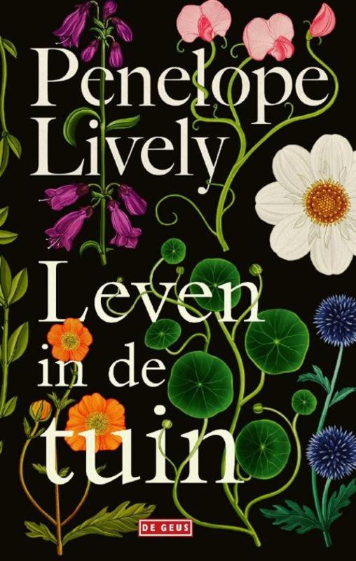 Penelope Lively ; Leven in de tuin