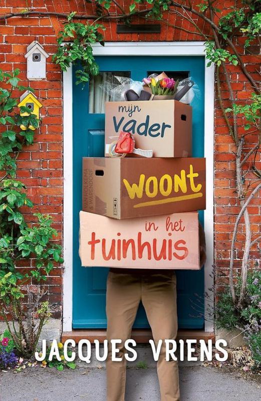 Jacques Vriens ; Mijn vader woont in het tuinhuis