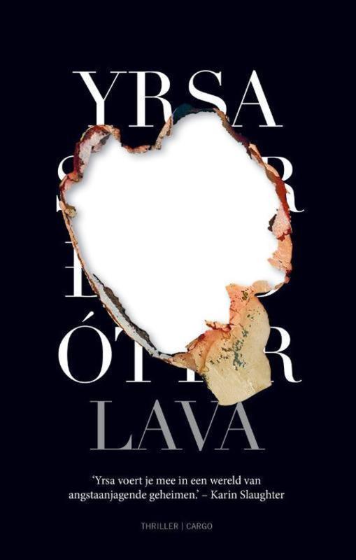 Yrsa Sigurdardottir ; Lava