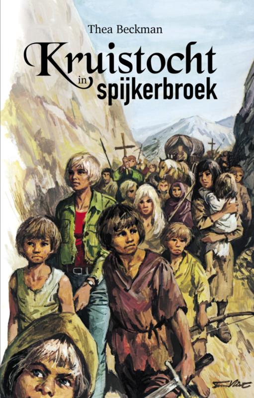 Thea Beckman ; Kruistocht in Spijkerbroek