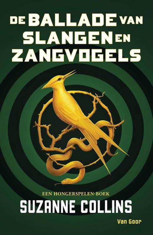 suzanne Collins ; De Hongerspelen - De ballade van slangen en zangvogels