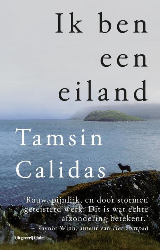 Tamsin Calidas ; Ik ben een eiland