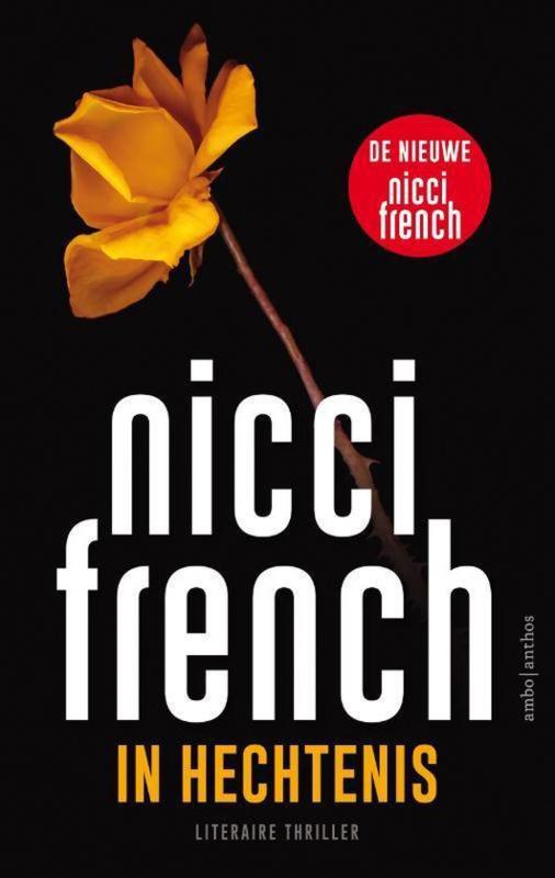 Nicci French ; In hechtenis