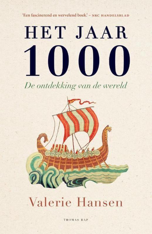 Valerie Hansen ; Het jaar 1000