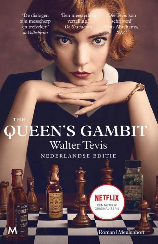 Walter Tevis ; The queen's Gambit