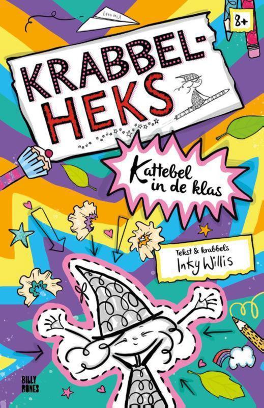 Inky Willis ; Krabbelheks 1 - Kattebel in de klas