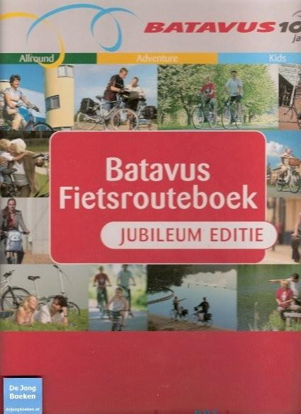 Batavus Fietsrouteboek