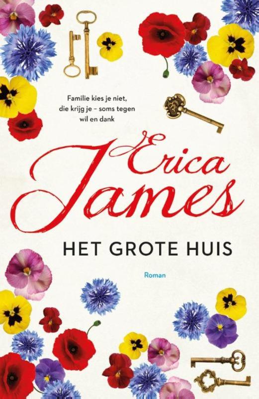 Erica James ; Het grote huis