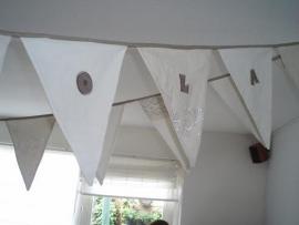 Huwelijksvlaggetjes