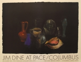 tentoonstellings litho PACE Columbus
