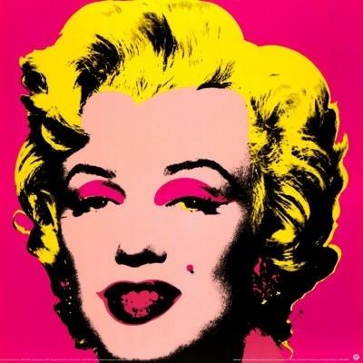 Marilyn Monroe, Pink