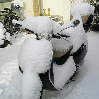 Wintercheck voor je scooter!