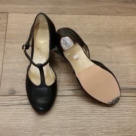 *YBR-125-Black Leather-6cm