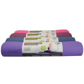 Evolution Yoga Mat-4mm