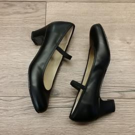 *YBR-001-Pepa Black-5cm (no nails)