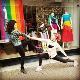 #Hand-in-Hand #liefde #gelijkheid #rainbow