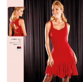 *SOD-E10813-Dress-Red