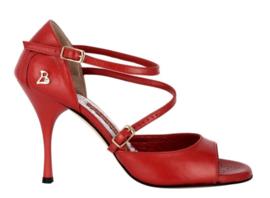 *TAN-A8B-Nappa Rossa-9cm (36)