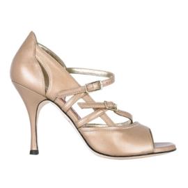 *TAN-A20-Perlato Gold-9cm (37,39,40)