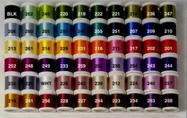Silk YLI # 100 - Kleurkeuze