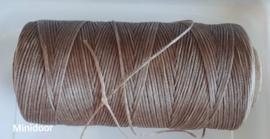 Wax-draad 0,8 mm - Medium bruin